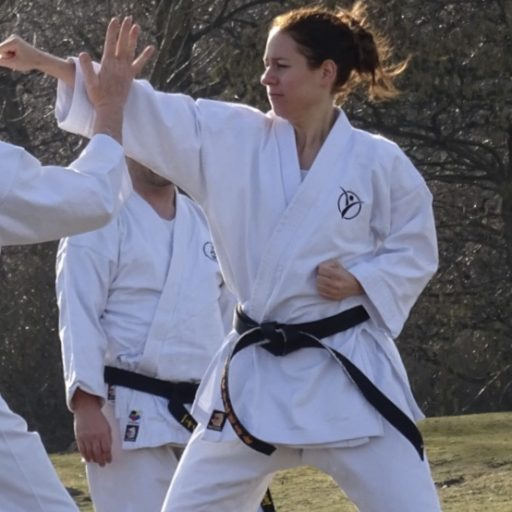 Chantal Straver - Karate Moerdijk