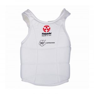 Hayashi WKF Approved Body Protector - Karate Moerdijk